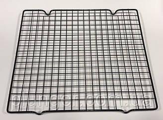 Решетка для глазирования и сушки кондитерских изделий 26*25 см