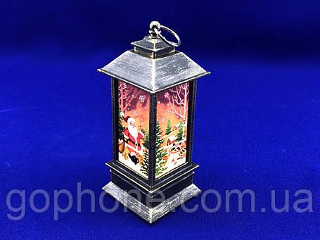 Декоративный Рождественский фонарь  (1), фото 2
