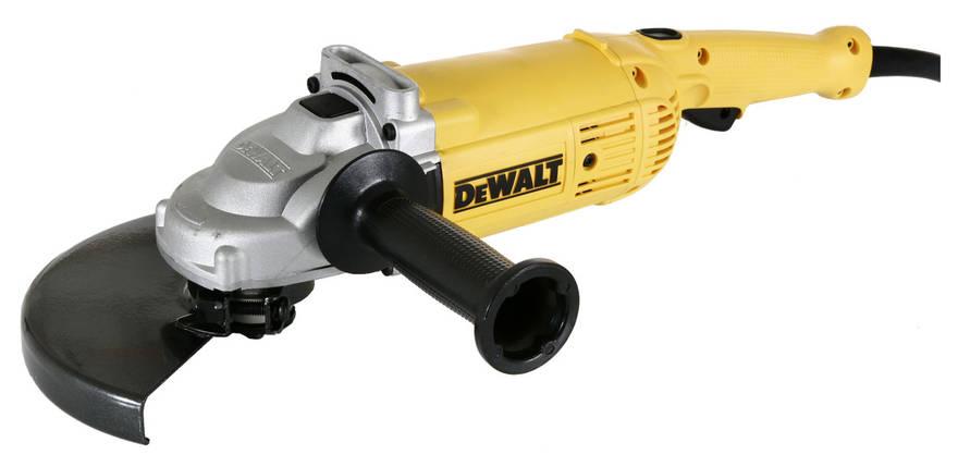 Углошлифовальная машина DeWalt DWE492_1, фото 2