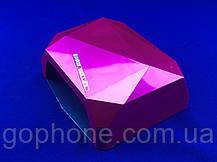 Гібридна лампа для нігтів DIAMOND 36W (CCFL+LED), фото 3