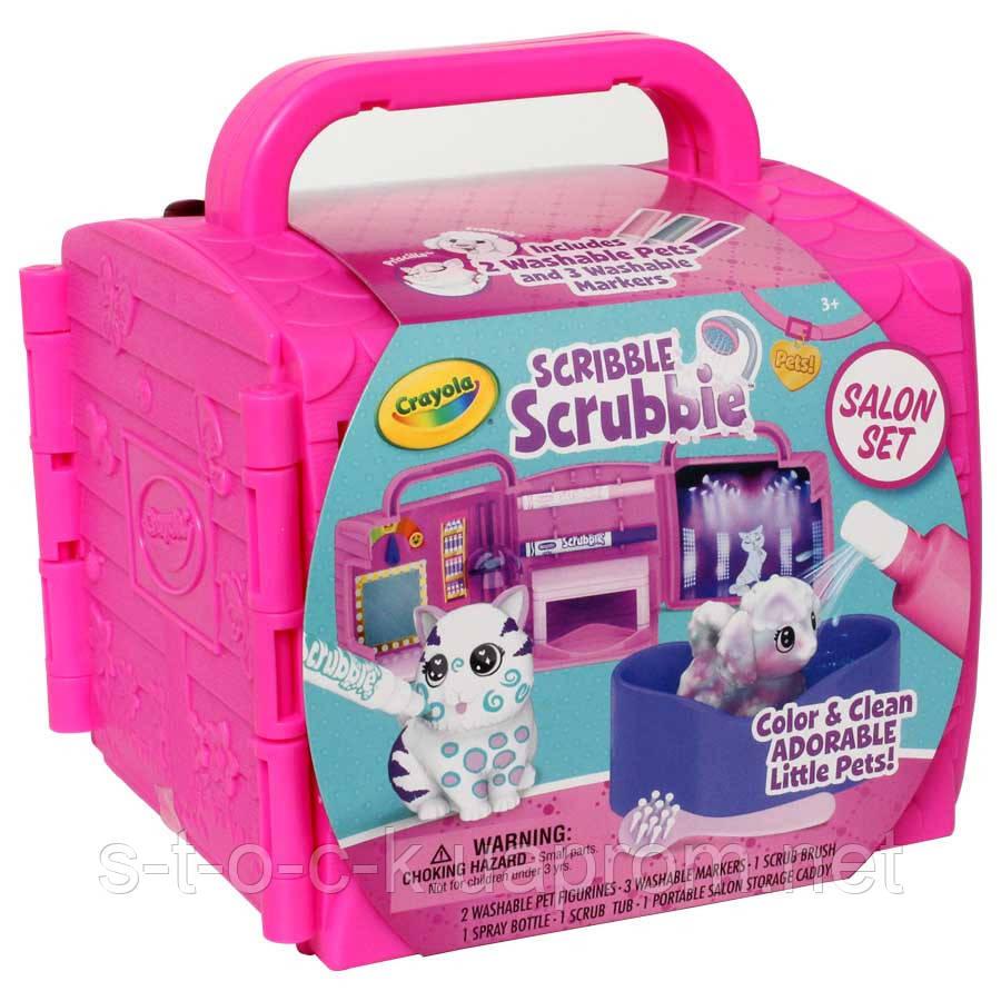 Набір для творчості Washimals Салон краси для домашніх тварин  від Crayola Shop 256748