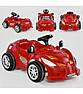 Детский педальный веломобиль машинка HERBY Pilsan 07-312 красный, фото 2