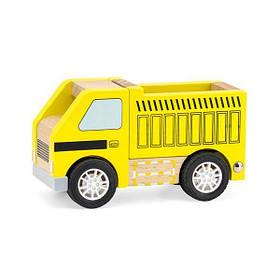Деревянная машинка Viga Toys Самосвал (44515)