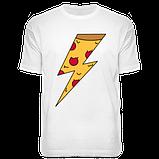 """Футболка """"Flash Pizza"""", фото 2"""