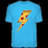 """Футболка """"Flash Pizza"""", фото 5"""