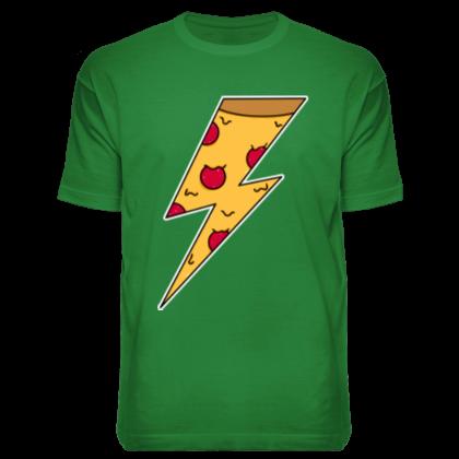 "Футболка ""Flash Pizza"""