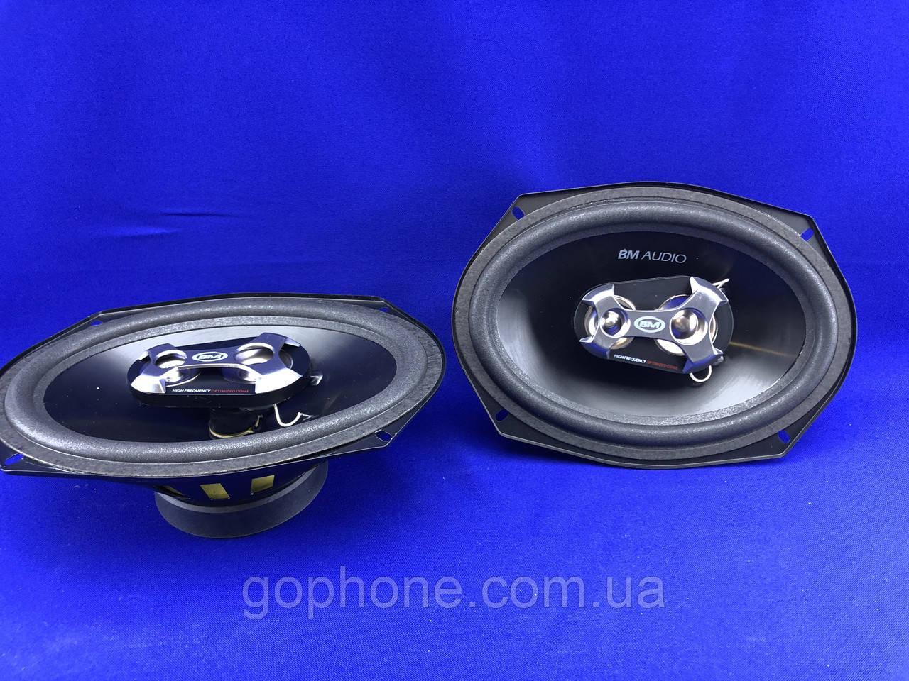 """Автомобильная Акустика Boschmann BM Audio XW-934FR 400W  6x9"""""""