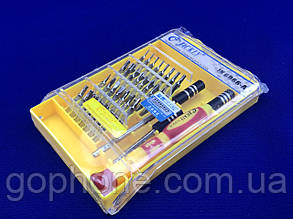 Отвертка с набором бит Jackly JK 6066-A, фото 2