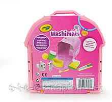Набір для творчості Washimals  Pets Park Crayola Shop 256602
