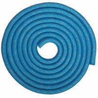 Скакалка для художньої гімнастики утяжеленная SP-Sport C-0371 3м кольори в асорт., Блакитний
