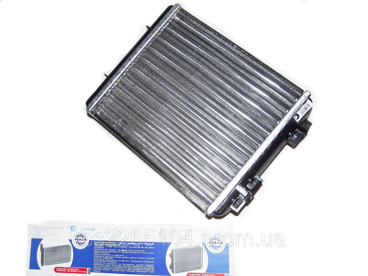 Радиатор отопления ВАЗ 2105 Пекар