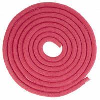 Скакалка для художественной гимнастики Lingo C-5515 3м цвета в ассорт., Розовый