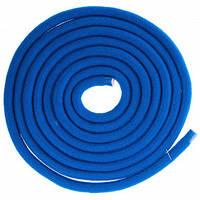 Скакалка для художньої гімнастики Lingo C-5515 3м кольори в асорт., Синій