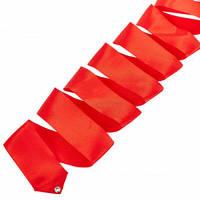 Лента для художественной гимнастики Lingo C-5517 6м цвета в ассорт., Красный