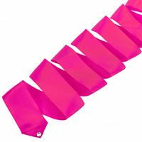 Лента для художественной гимнастики Lingo C-5517 6м цвета в ассорт., Светло-розовый