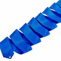 Лента для художественной гимнастики Lingo C-5517 6м цвета в ассорт., Синий