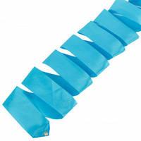 Лента для художественной гимнастики Lingo C-5517 6м цвета в ассорт., Голубой