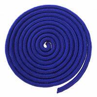 Скакалка для художественной гимнастики Lingo C-7096 3м цвета в ассорт., Синий