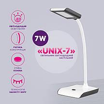 Настольная светодиодная лампа ELM Unix 7W IP20 4000K, фото 2
