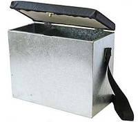 Ящик зимний оцинкованный