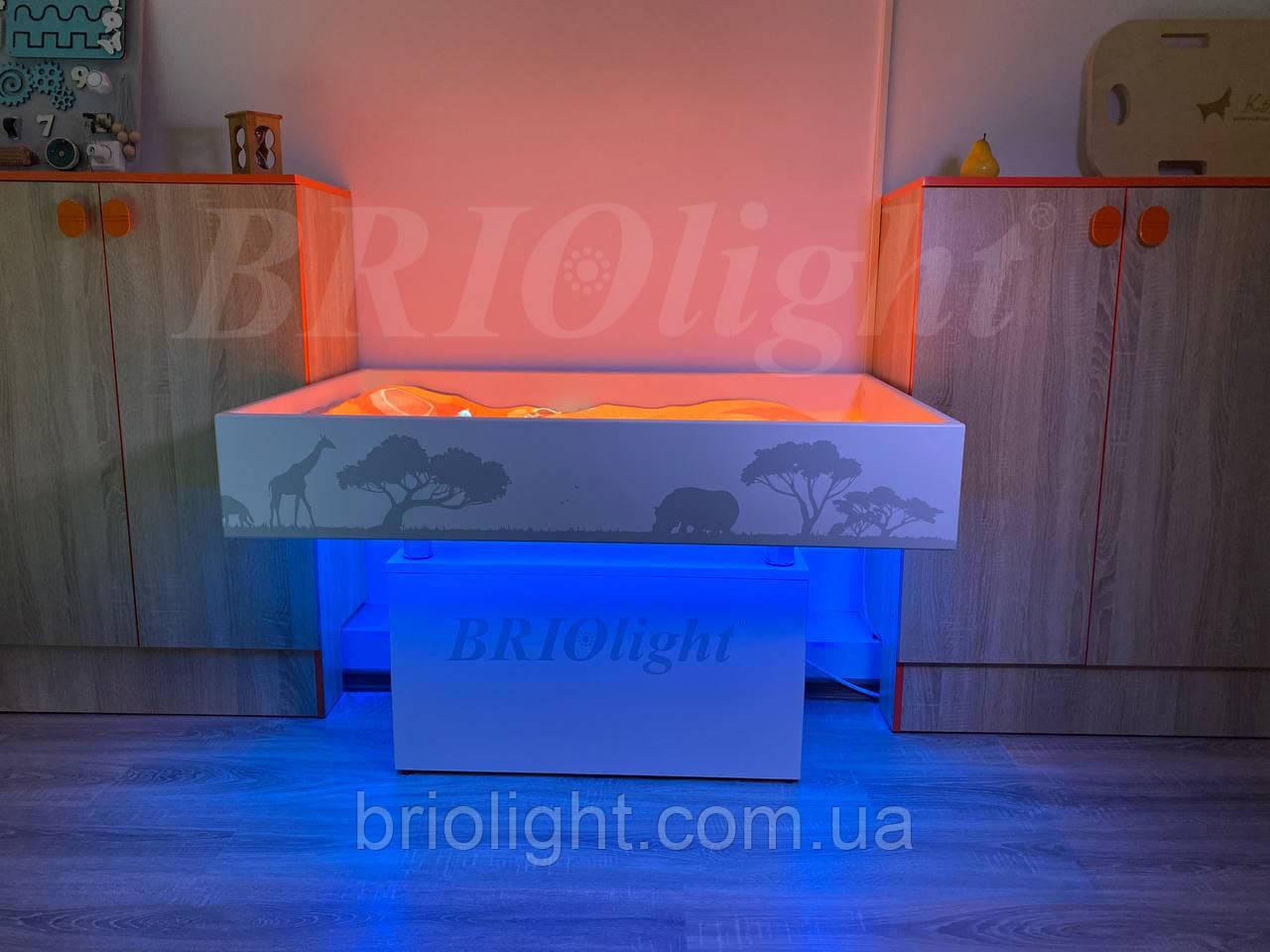 Інтерактивна пісочниця Briolight Е