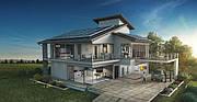 Автономная сонячна електростанція