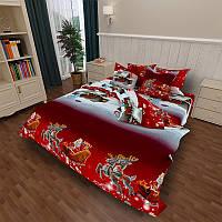 Комплект постельного белья Новый год
