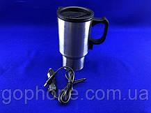 Термокружка Electric Mug автомобільна гуртка від прикурювача 450 мл, фото 3