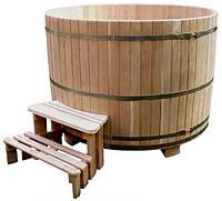 Купель круглая 1300 литров