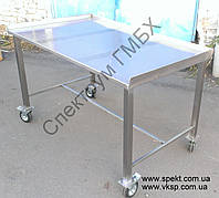 Стол технологический на колесах, фото 1