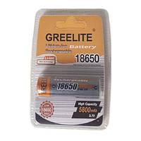 Батарейка Greelite 18650 5800mah