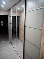 Встроенный шкаф-купе на заказ, фото 1