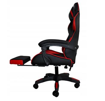 Игровое кресло - черно-красное malatec Польша