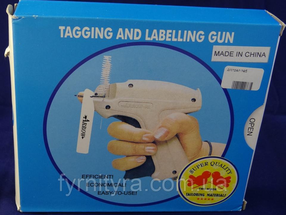 Игловой этикет-пистолет ARROW №5