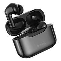 Беспроводные наушники Baseus SIMU ANC True Wireless Earphone S1 Black