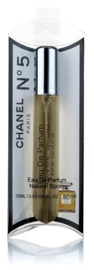 Chanel 5 edp (Шанель №5) 20ml парфуми ручка на блістері