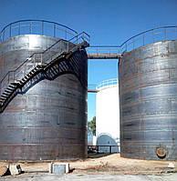 Резервуари під рідкі добрива: конструкція, матеріали, обробка