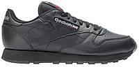 Кроссовки мужские Reebok Classic Leather Black