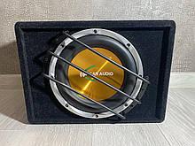 Автомобільний сабвуфер До-1090 з підсилювачем, 10 дюймів, 1200w