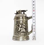 Коллекционная настольная зажигалка, Германия, морская тематика, фото 5