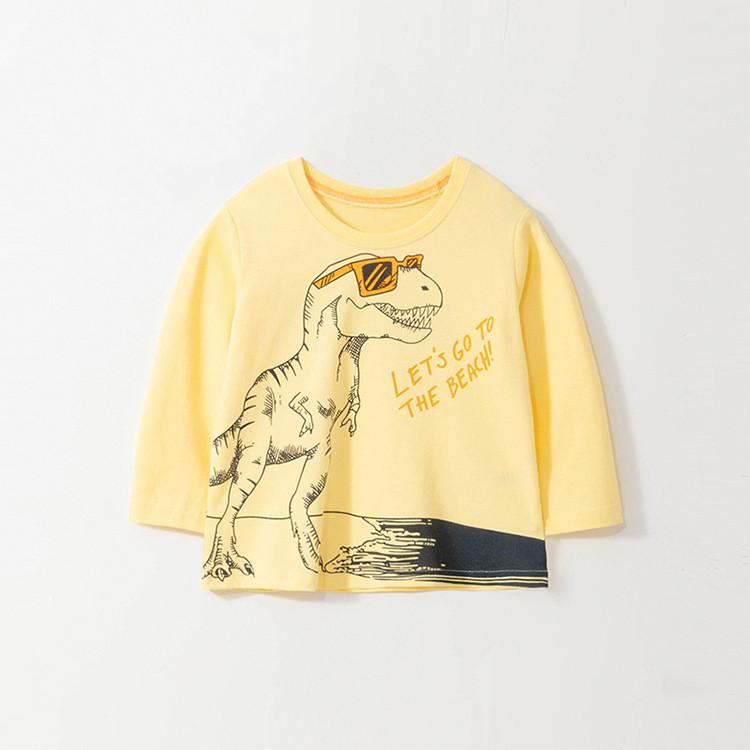 Лонгслив для мальчика Fashion Rex Berni Kids (90)