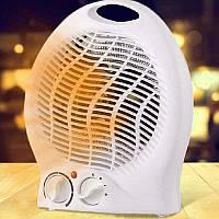 Мощный электрический тепловентилятор с регулятором Wimpex WX-425 комнатный дуйчик обогреватель дуйка 2000W