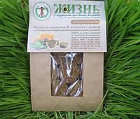 Сухие корни ростков ячменя с медом (пластины), 10 шт.