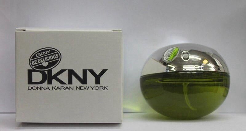 Тестер парфюмированная вода женская DKNY Be Delicious Shine (Донна Каран Дэлишес Шайн) 100 мл
