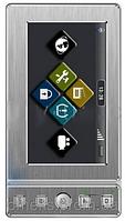Видеорегистратор luxury 4,3 gps, запись маршрута и скоростного режима, угол обзора 120 градусов, 640*480