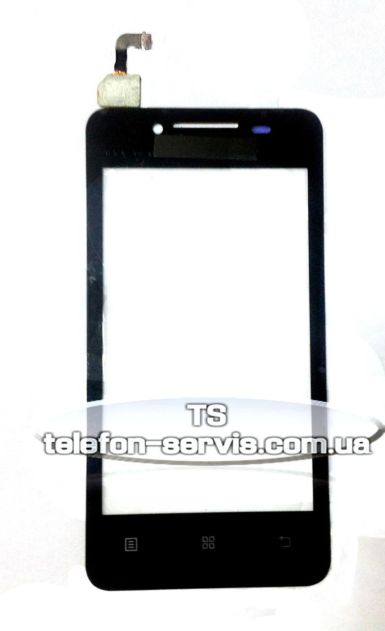 Сенсорный экран для Lenovo A319, черный