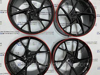 MANSORY rims YN.5 23 Forged for Bentley Bentayga