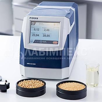 Инфракрасный анализатор NIRS™ DA1650 Foss для зерна, шрота, масличных культур