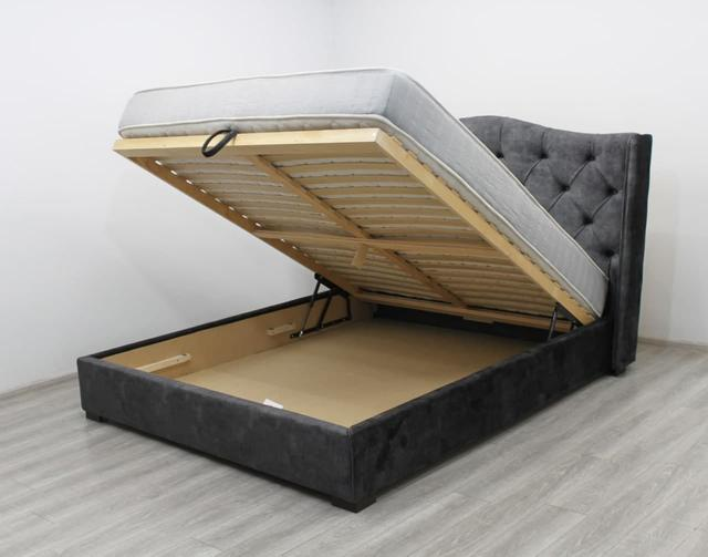 Ліжко з підйомним механізмом Фабіо