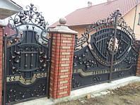 Ворота в Кременчеге не дорого